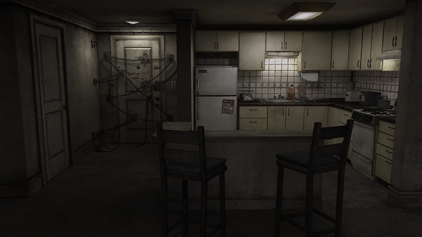 Silent Hill 4 might be Konami's next PC rerelease