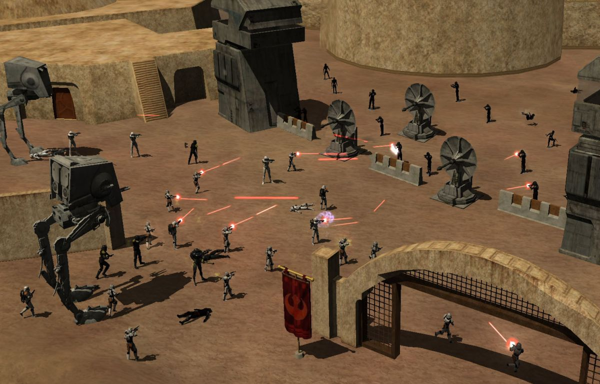 Star Wars Galaxies was an MMO that almost changed the world