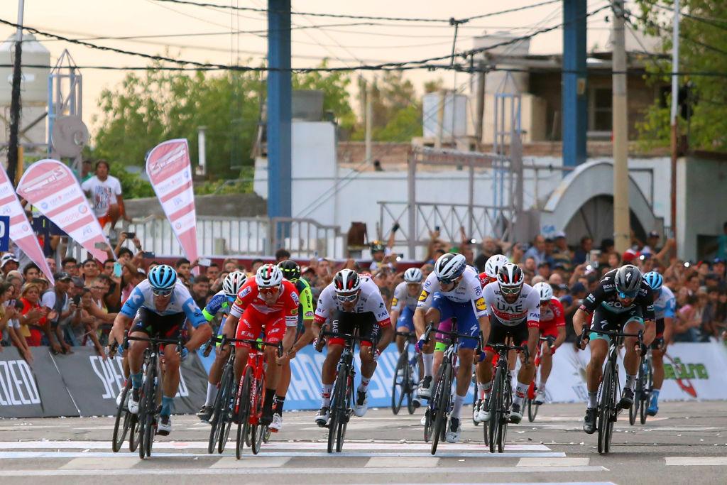 Rudy Barbier Vuelta a San Juan 2020