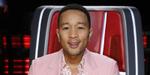 The Voice's John Legend Reacts To Adam Levine's Departure