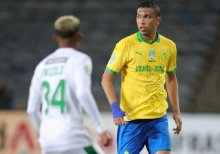 Mamelodi Sundowns defender Ricardo Nascimento