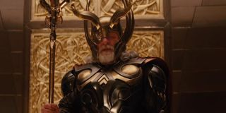 Anthony Hopkins as Odin in Thor