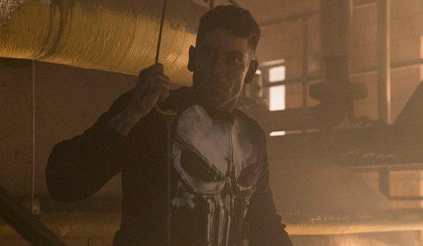 Frank Castle Jon Bernthal The Punisher Netflix