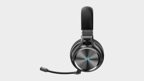 Finally, a wireless gaming headset that isn't embarrassing to wear.