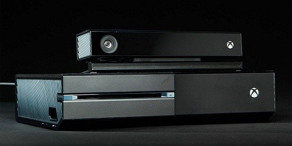 The Kinect.