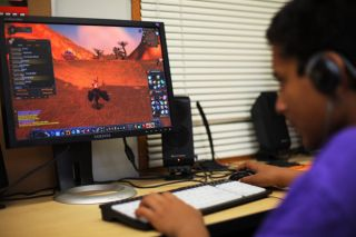 World of Warcraft Video Game Succeeds in School | Live Science