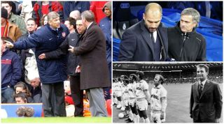 Managerial feuds