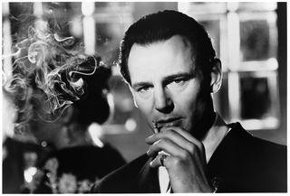 Liam Neeson as Oskar Schindler