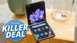 Galaxy Z Flip deal