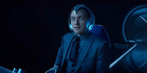 Professor X in Dark Phoenix