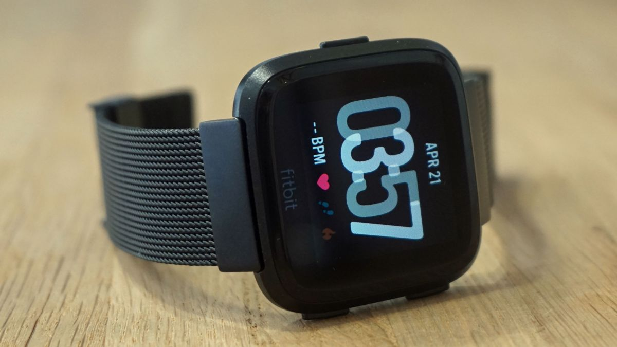 Fitbit explains why it doesn't have a smartwatch with AFib detection yet