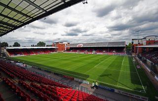 Leyton Orient v Cheltenham Town – Sky Bet League Two – Matchroom Stadium