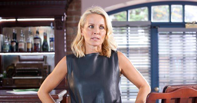 Davinia Taylor plays Jude Cunningham