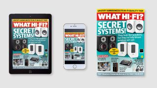 What Hi-Fi? May 2021 issue now on sale