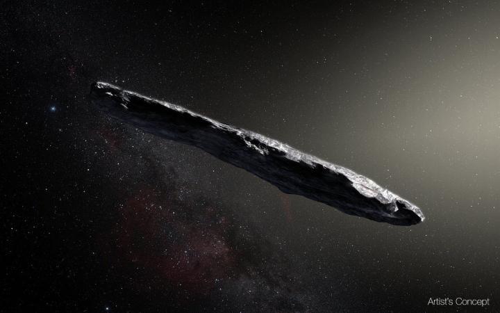 No Aliens Needed: Odd Properties of the 1st Known Interstellar