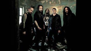 Korn band promo