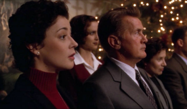 West Wing Christmas