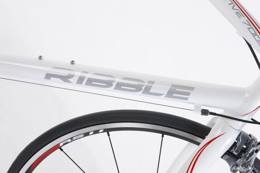 Ribble 7005 Sportive down tube