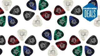 Get 100 D'Addario guitar picks from just 17 cents each: the most ludicrous value Prime Day deal ever?
