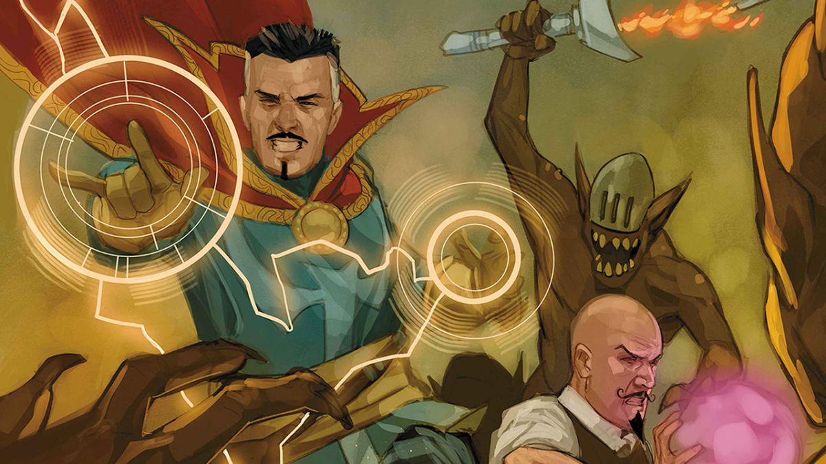 Doctor Strange issue added to Marvel Comics' August 2020 schedule