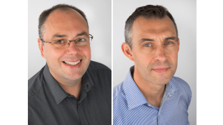 Martin Audio Welcomes Back Robin Dibble and Bradley Watson