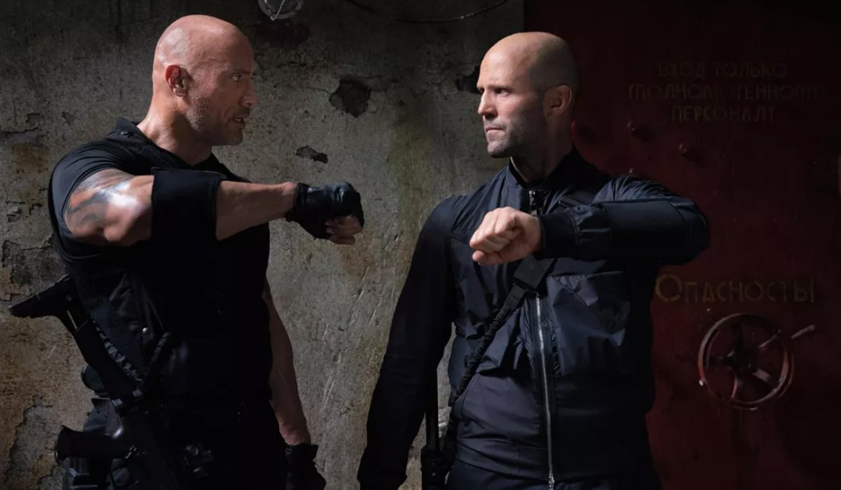 Hobbs and shaw splits off for spinoff with Dwayne Johnson and Jason Statham