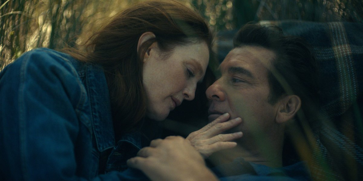 Lisey's Story Lisey with Scott Julianne Moore and Clive Owen