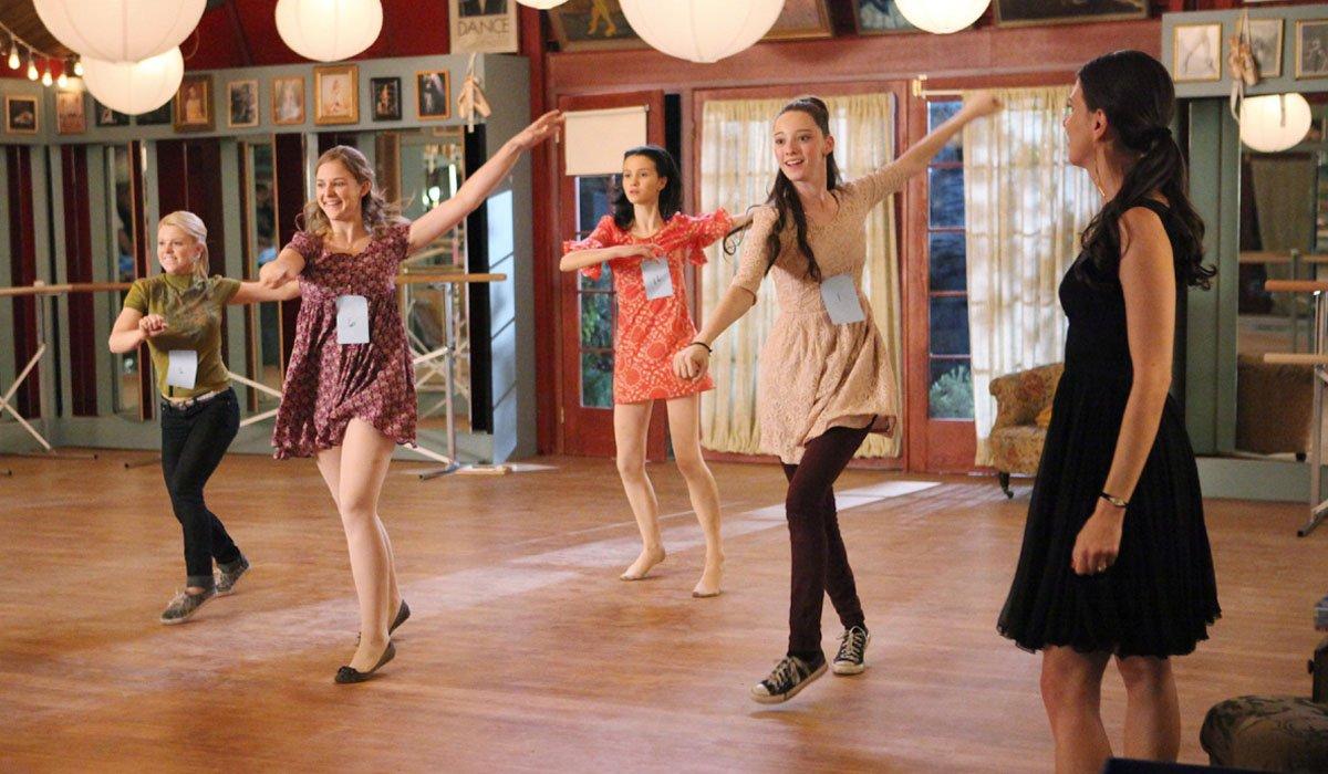 Bunheads dance studio