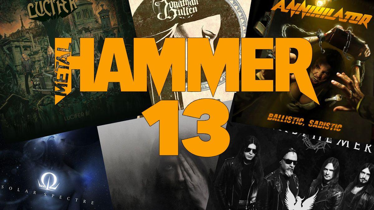 Hammer's 13: This week's best new music in metal
