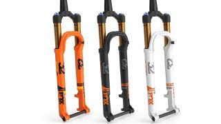 Fox Float 32 Factory Step Cast best mountain bike forks cross country