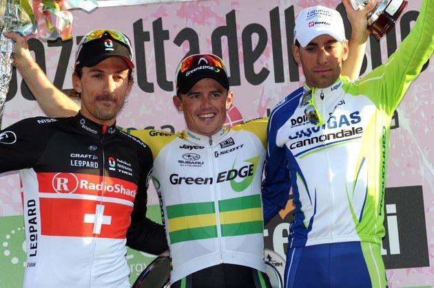 Simon Gerrans wins Milan-San Remo 2012