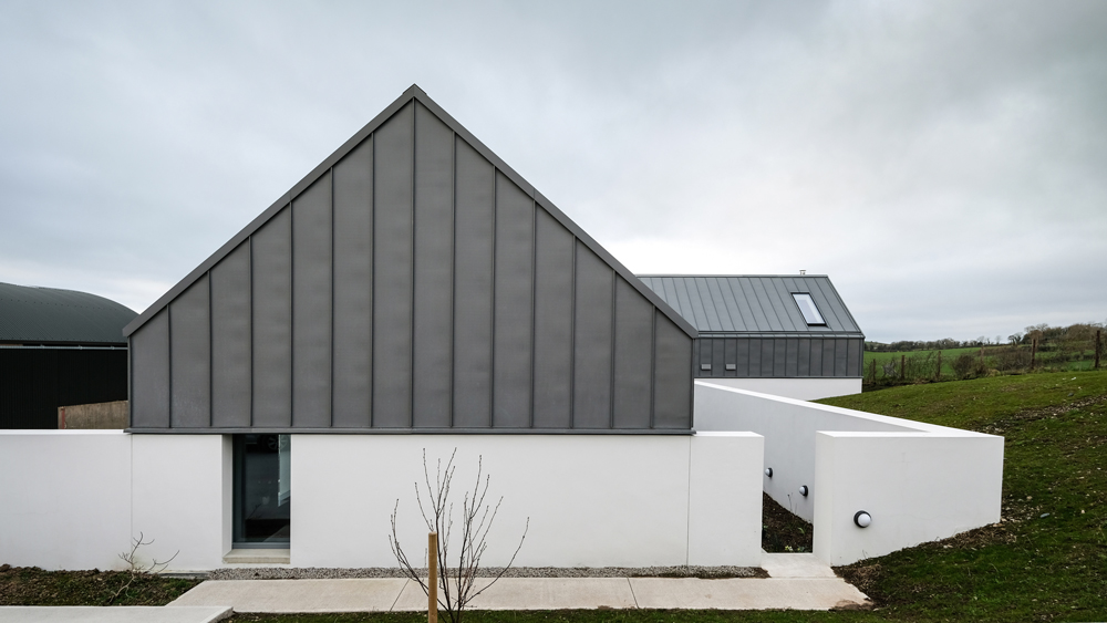 This Converted Farmstead Was Crowned House Of The Year