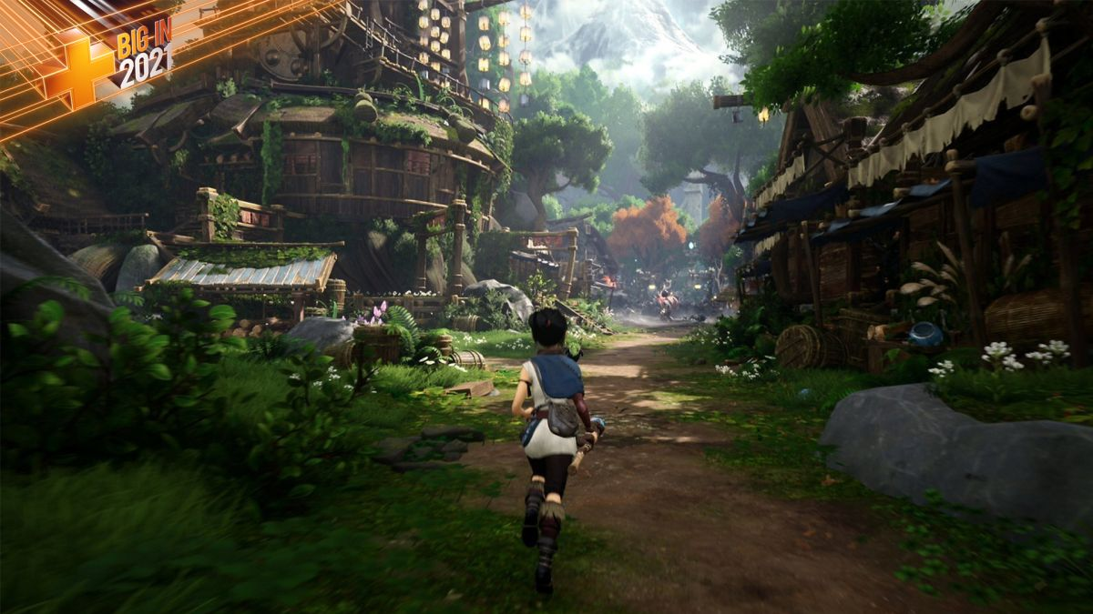 Kena: Bridge of Spirits is fusing AAA production value with endless indie charm for a jaw-dropping PlayStation adventure - GamesRadar+