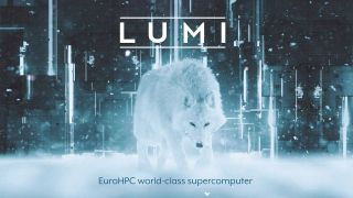 LUMI supercomputer