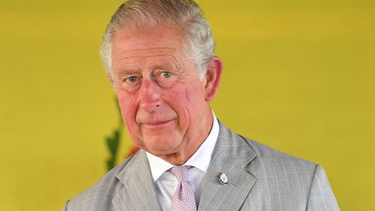 Prince Charles avalanche