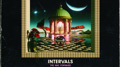 Cover art for Intervals - The Way Forward album