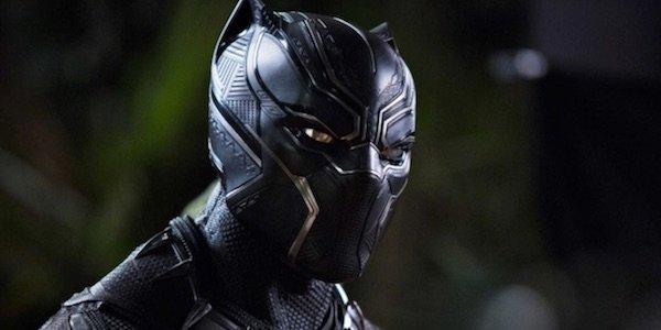 Black Panther armor from the new movie