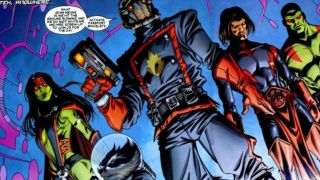The Guardians of the Galaxy are fan-favorite Marvel characters - and these ten stories are a great place to get into their comics