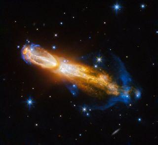 Nebula Death Photo