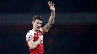 Laurent Koscielny Arsenal captain