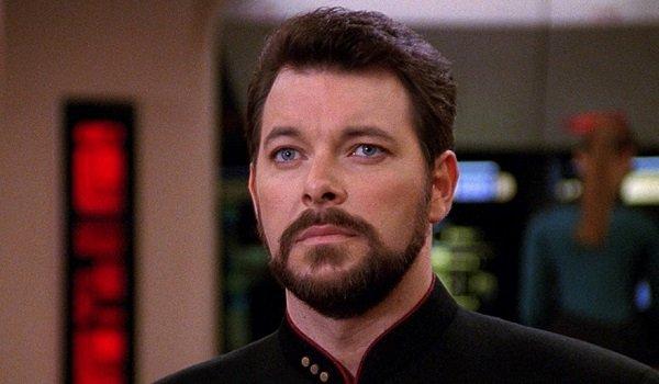 William Riker Star Trek: The Next Generation CBS