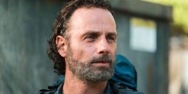 The Walking Dead Andrew Lincoln Rick Grimes AMC