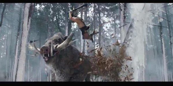 Hercules Boar