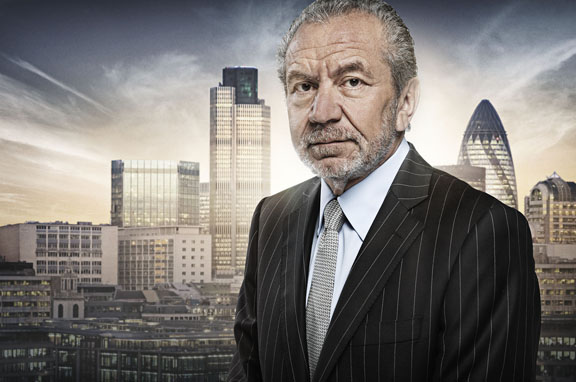 Sir Alan Sugar chats about The Apprentice series 5