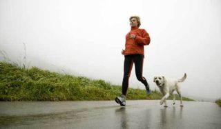 Running With Dog, exercise