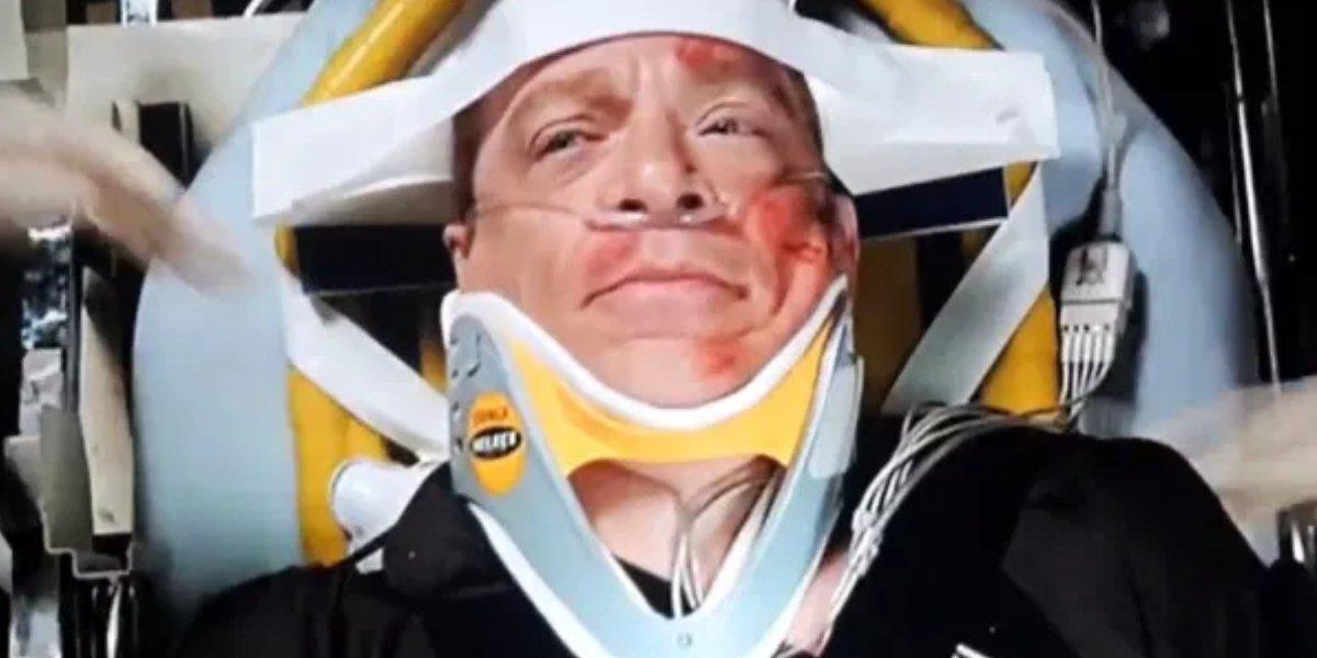 J.K. Simmons on ER