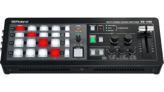 Roland to Debut XS-1HD Multiformat Matrix Switcher at InfoComm