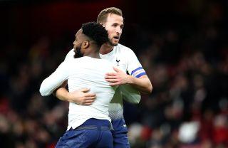 Arsenal v Tottenham Hotspur – Carabao Cup – Quarter Final – Emirates Stadium