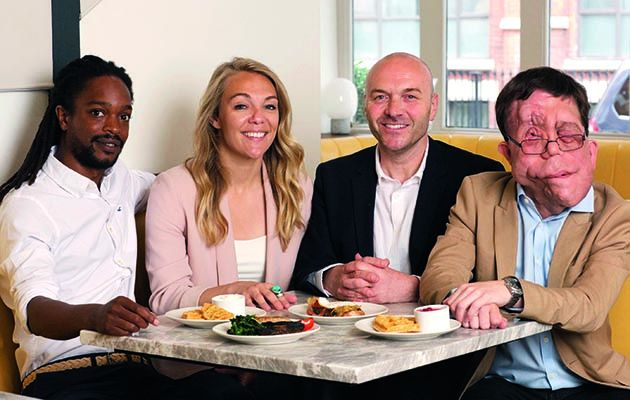 New presenters, Seyi Rhodes, Sophie Morgan join Simon Rimmer and Adam Pearson for a third series of the show that promises to give consumers a smart guide to eating out.