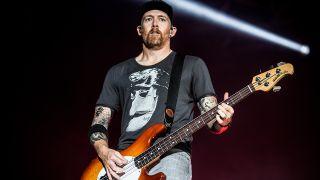 Linkin Park's Dave Farrell
